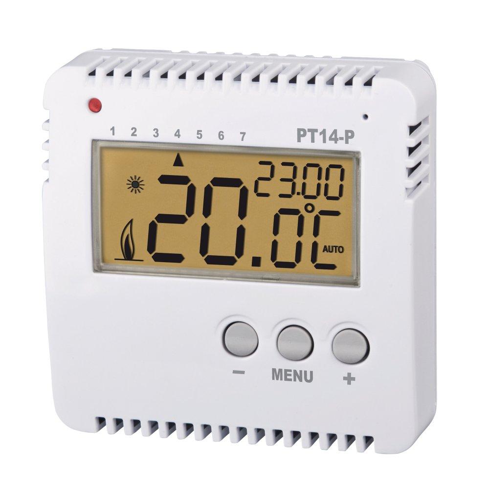 Programmierbarer Thermostat für Infrarotheizung