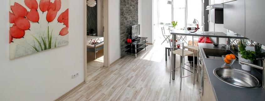 Design Infrarotheizung Küche